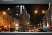 Красочная подсветка фасадов - фото Design Pro