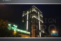 Оформление фасадов в городе - фото Design Pro