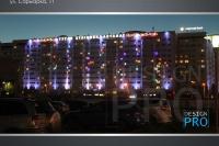 Фасады с подсветкой - фото Design Pro