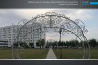 Украшение города Атырау компанией Design Pro фото 10