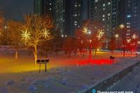 Пример украшения города на Новый год - Design-pro.kz - фото 132