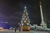 Пример украшения города на Новый год - Design-pro.kz - фото 131