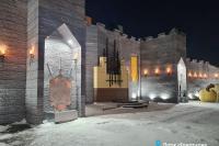 Пример украшения города на Новый год - Design-pro.kz - фото 186