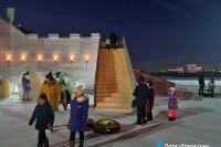 Пример украшения города на Новый год - Design-pro.kz - фото 185