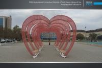 Украшение города Атырау компанией Design Pro фото 15