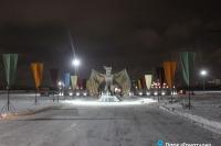Пример украшения города на Новый год - Design-pro.kz - фото 162