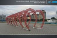Украшение города Атырау компанией Design Pro фото 16