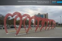 Украшение города Атырау компанией Design Pro фото 17