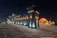 Пример украшения города на Новый год - Design-pro.kz - фото 180