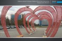 Украшение города Атырау компанией Design Pro фото 18