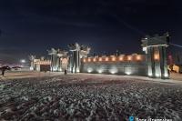 Пример украшения города на Новый год - Design-pro.kz - фото 179