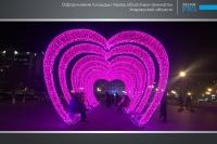 Украшение города Атырау компанией Design Pro фото 19
