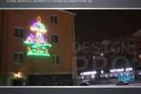 Пример украшения города на Новый год - Design-pro.kz - фото 14