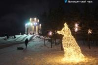 Пример украшения города на Новый год - Design-pro.kz - фото 144