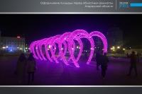 Украшение города Атырау компанией Design Pro фото 20