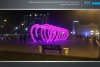 Украшение города Атырау компанией Design Pro фото 21