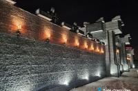 Пример украшения города на Новый год - Design-pro.kz - фото 176