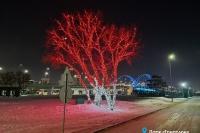 Пример украшения города на Новый год - Design-pro.kz - фото 175