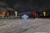 Пример украшения города на Новый год - Design-pro.kz - фото 172