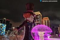 Пример украшения города на Новый год - Design-pro.kz - фото 122