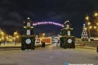 Пример украшения города на Новый год - Design-pro.kz - фото 149