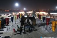 Пример украшения города на Новый год - Design-pro.kz - фото 168