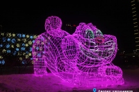 Пример украшения города на Новый год - Design-pro.kz - фото 117