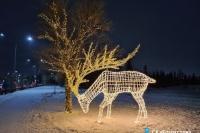 Пример украшения города на Новый год - Design-pro.kz - фото 112