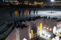 Пример украшения города на Новый год - Design-pro.kz - фото 152