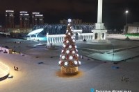 Пример украшения города на Новый год - Design-pro.kz - фото 129