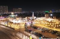 Пример украшения города на Новый год - Design-pro.kz - фото 139