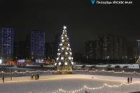 Пример украшения города на Новый год - Design-pro.kz - фото 128