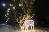 Пример украшения города на Новый год - Design-pro.kz - фото 111