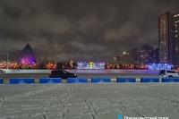 Пример украшения города на Новый год - Design-pro.kz - фото 127