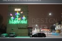 Пример украшения города на Новый год - Design-pro.kz - фото 16