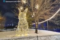 Пример украшения города на Новый год - Design-pro.kz - фото 140