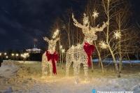 Пример украшения города на Новый год - Design-pro.kz - фото 148