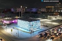 Пример украшения города на Новый год - Design-pro.kz - фото 114