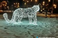 Пример украшения города на Новый год - Design-pro.kz - фото 110