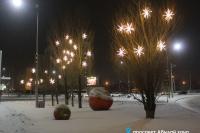 Пример украшения города на Новый год - Design-pro.kz - фото 109
