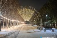 Пример украшения города на Новый год - Design-pro.kz - фото 104