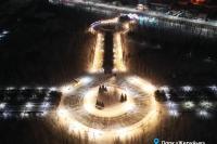 Пример украшения города на Новый год - Design-pro.kz - фото 102