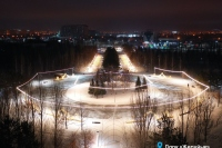 Пример украшения города на Новый год - Design-pro.kz - фото 97
