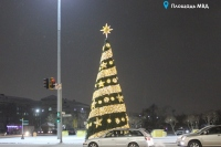 Пример украшения города на Новый год - Design-pro.kz - фото 190