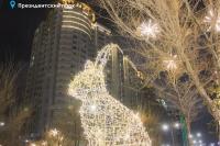 Пример украшения города на Новый год - Design-pro.kz - фото 145