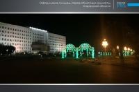 Украшение города Атырау компанией Design Pro фото 7
