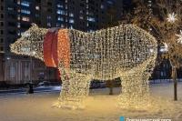 Пример украшения города на Новый год - Design-pro.kz - фото 134
