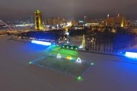 Пример украшения города на Новый год - Design-pro.kz - фото 51