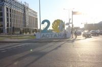 Украшение города Астана к 20-ти летию - Design Pro фото 7