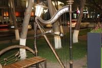 топиарные фигуры и фигуры из металла от компании Design Pro фото 42